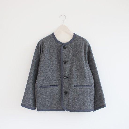 Charpentier de Vaisseau<br>ウールジャケット<br>〈 Tod 〉<br>Grey