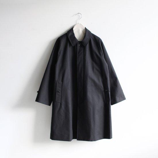 Charpentier de Vaisseau | ステンカラーコート〈 Tony 〉Black | C003192TC341