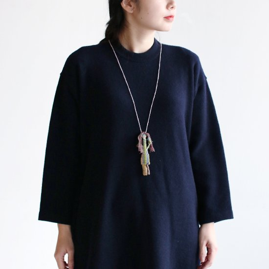 Sophie Digard<br>ドールネックレス<br>Multi