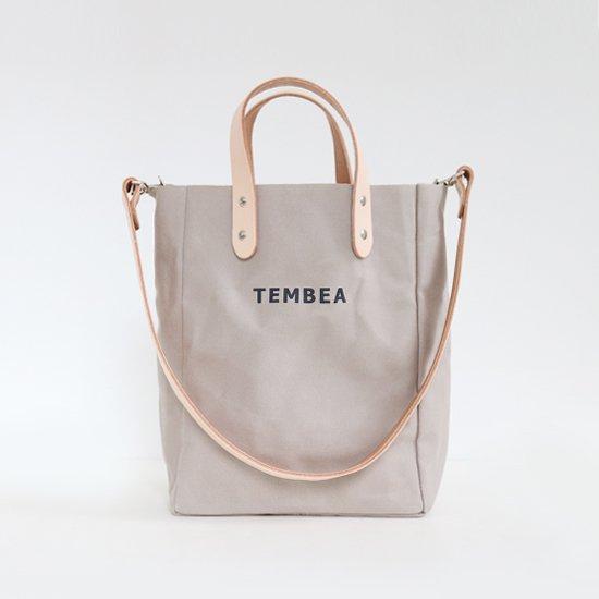Tembea<br>クラブトートロゴ<br>Grey