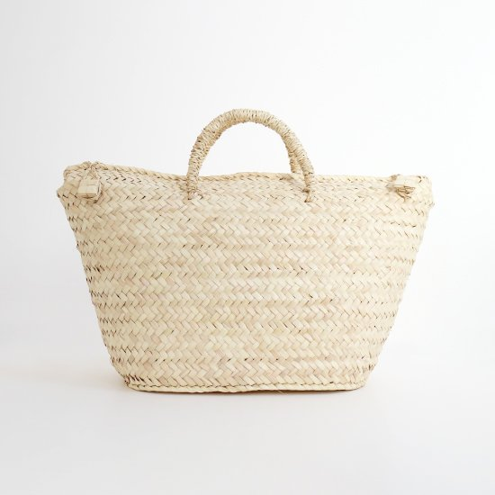 Algarve Basket | パルムバスケットL Natural | F062191BB003