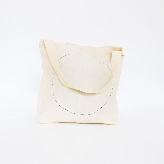 Atelier d'antan | リネンピコバッグ〈 Klee 〉Natural | A232201BB406