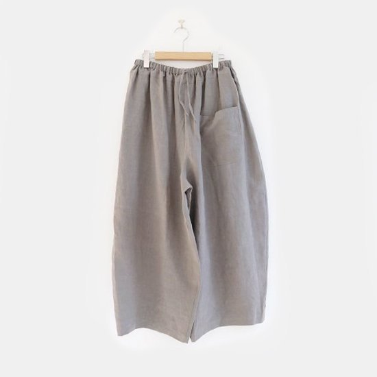 Atelier d'antan | フロントポケットパンツ 〈 Wiley 〉 Grey | A232201PP402