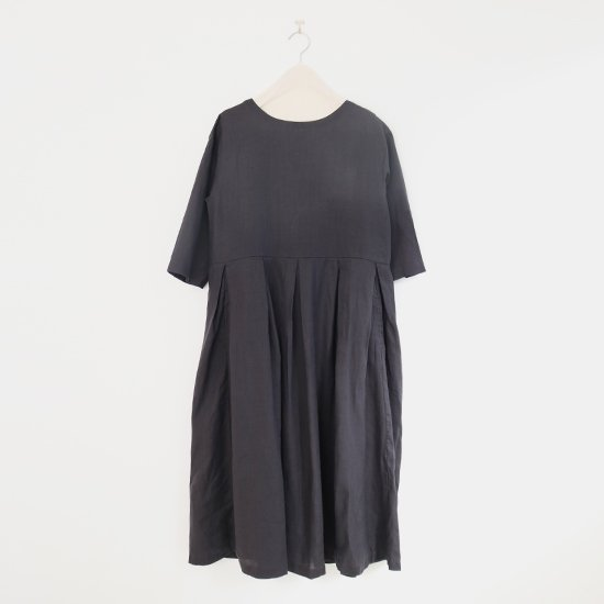 Style+Confort<br>リネンワンピース<br>Navy