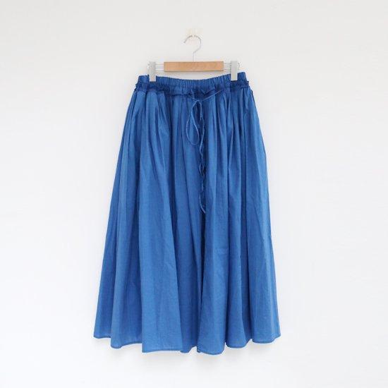 Manuelle Guibal<br>コットンスカート<br>Blue