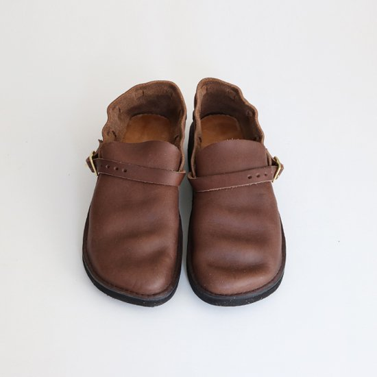 Aurora Shoes | ミドルイングリッシュ Brown | F002062SS002