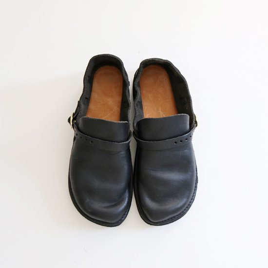 <img class='new_mark_img1' src='https://img.shop-pro.jp/img/new/icons3.gif' style='border:none;display:inline;margin:0px;padding:0px;width:auto;' />Aurora Shoes | ミドルイングリッシュ Black | F002062SS002