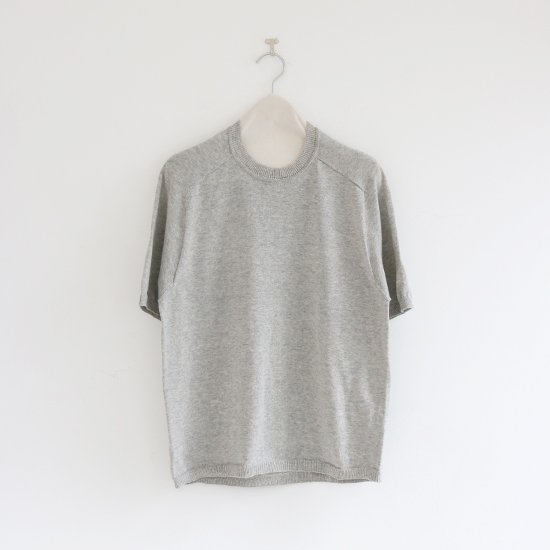 Charpentier de Vaisseau | ホールガーメントニット〈 Klim〉Grey | C003201TK388