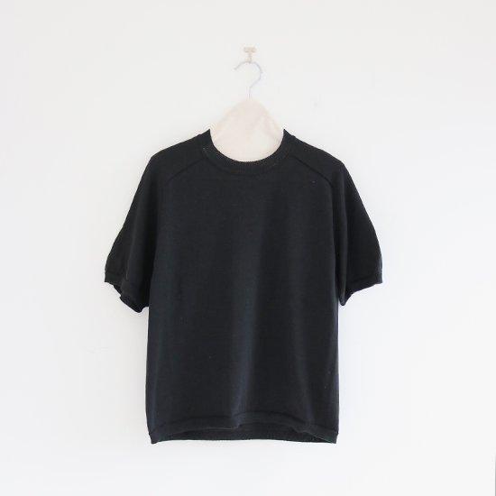 Charpentier de Vaisseau | ホールガーメントニット〈 Klim〉Black | C003201TK388