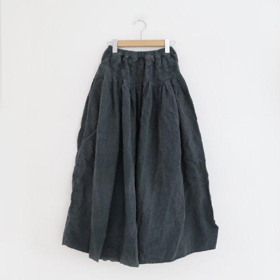Ricorrrobe | リネンスカート〈 Coco 〉Black | D111201PS025