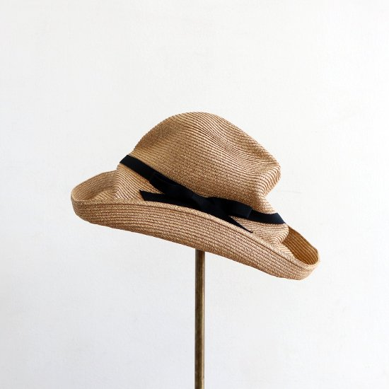 Mature Ha. | ボックスドハット Light Brown | F065201FH001
