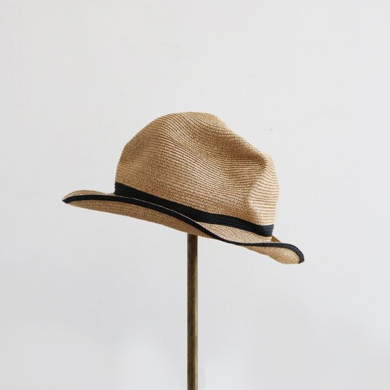 Mature Ha. | ボックスドハット Light Brown | F065201FH005
