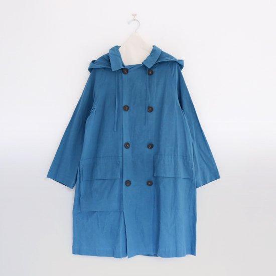 Ricorrrobe | ビッグフードコート〈 rain 〉Blue | D111191TC010