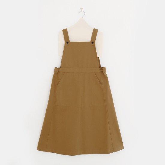 Charpentier de Vaisseau | ジャンパースカート〈 Dorothy 〉Khaki | C003202TD406