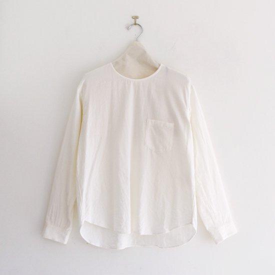 ゴーシュ   コットンウールビエラブラウス White   F019202TS422