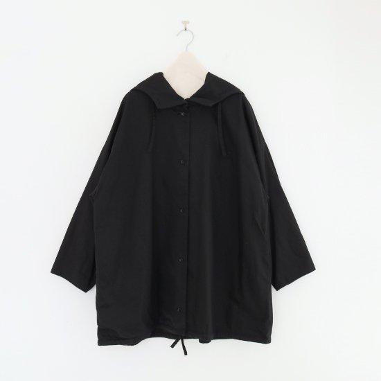 Atelier d'antan | フードジャケット〈 Fouillee 〉Black | A232202TJ473