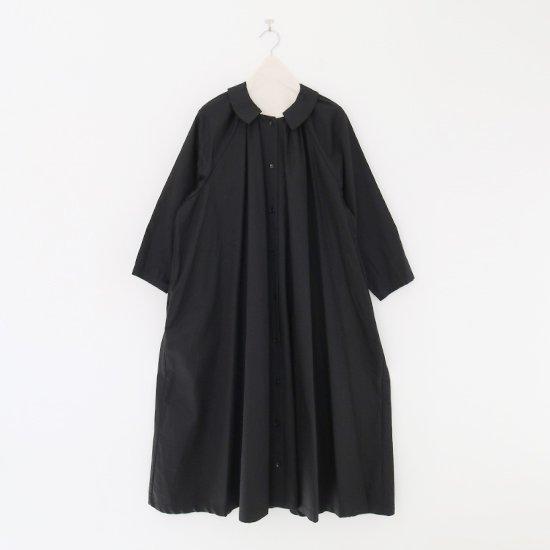 Atelier d'antan | ギャザーワンピース〈 Aimee 〉Black | A232202TD471