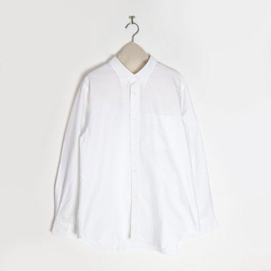 Charpentier de Vaisseau | ボタンダウンシャツ〈 Sant 〉White | C003202TS413