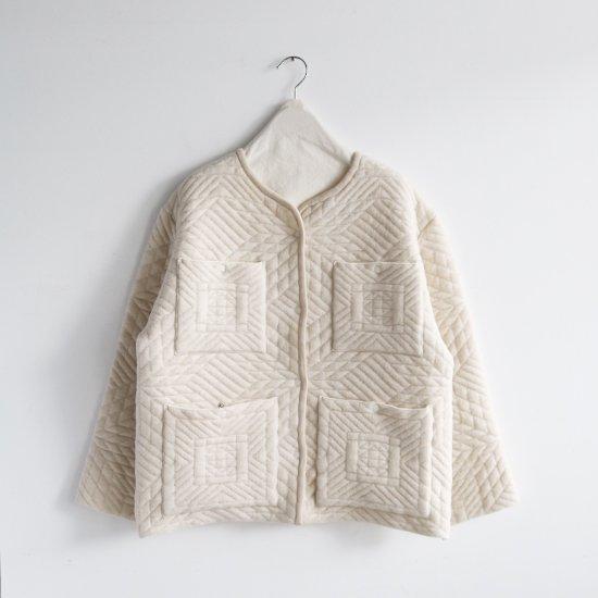 Babaco | キルティングジャケット Natural | F048202TJ072