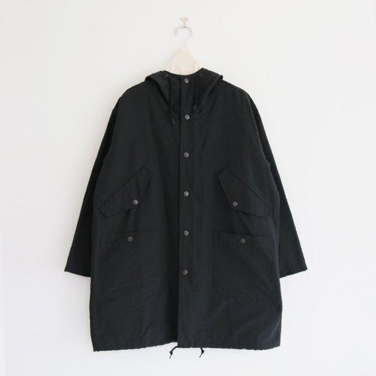 Charpentier de Vaisseau | フードコート〈 Teo 〉Black | C003202TJ399