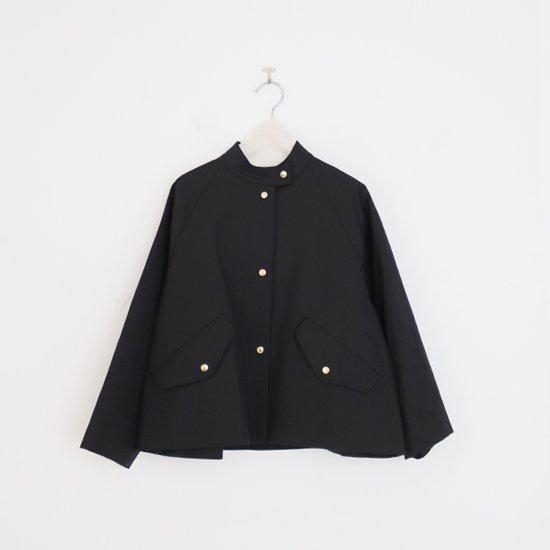 Atelier d'antan | ショートコート〈 Greig 〉Black | A232202TJ445