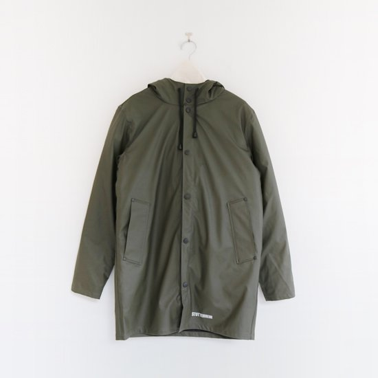 <img class='new_mark_img1' src='https://img.shop-pro.jp/img/new/icons3.gif' style='border:none;display:inline;margin:0px;padding:0px;width:auto;' />Stutterheim | ライトウェイトダウンコート Green | F060202TC006