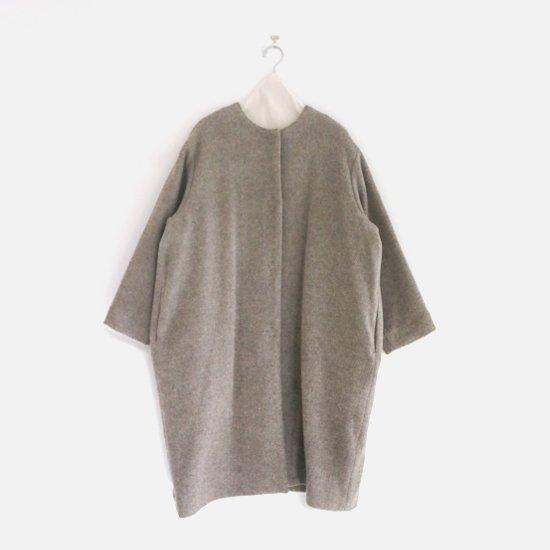 Atelier d'antan | ローデンウールオーバーコート〈 Mercier 〉Light Brown | A232202TC431