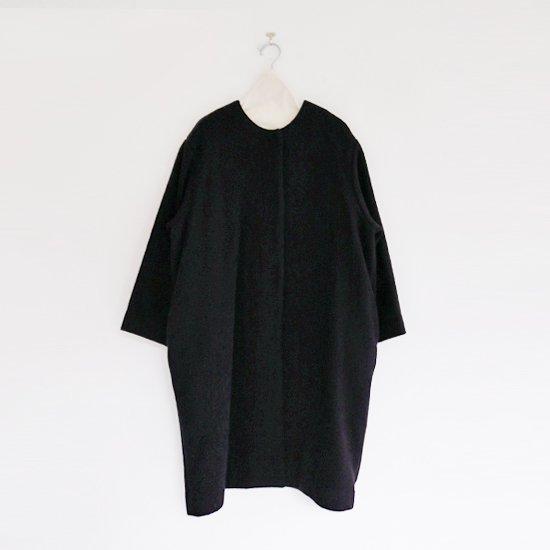 Atelier d'antan | ローデンウールオーバーコート〈 Mercier 〉Black | A232202TC431