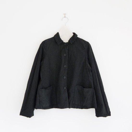 Ricorrrobe | リバーシブルジャケット〈 f ally 〉Black | D111202TJ027