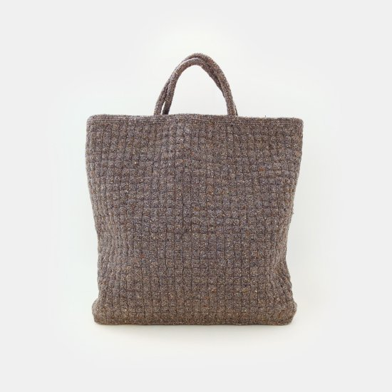 Sophie Digard | ウールバッグ GRY | D047202BB139