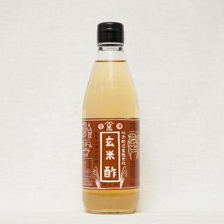 川添酢造  玄米酢  360ml