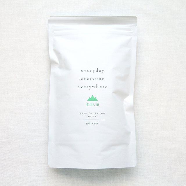 上水園  everyday 水出し茶 Sサイズ  45g (3g×15pc)