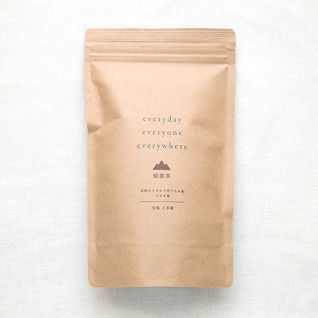 上水園  everyday 焙煎茶(ほうじ茶) Sサイズ  30g (3g×10pc)