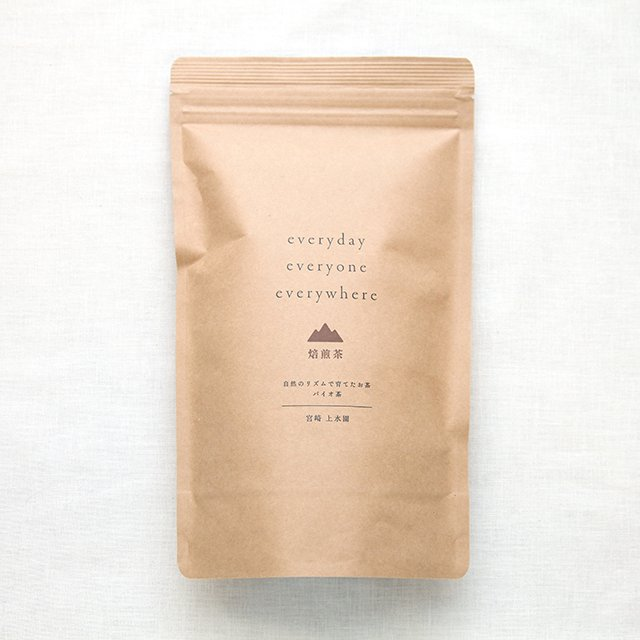 上水園  everyday 焙煎茶(ほうじ茶) Mサイズ  66g (3g×22pc)