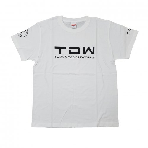 TDW プレミアムTシャツ ホワイト
