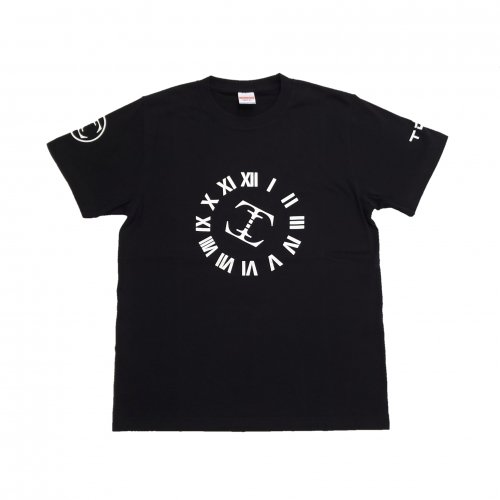 TDW サークルロゴ プレミアムTシャツ ブラック