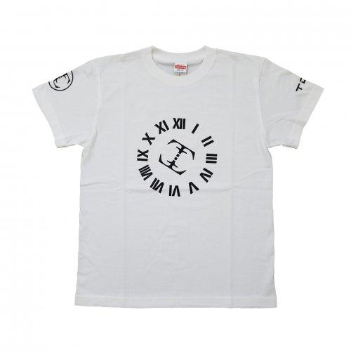 TDW サークルロゴ プレミアムTシャツ ホワイト