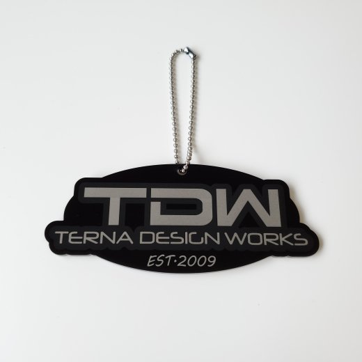 TDW アクリルキーホルダー US ブラック