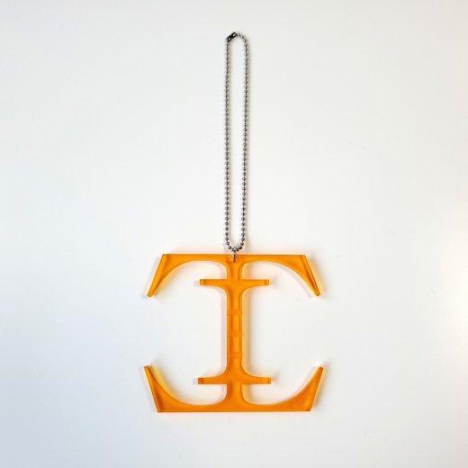 TDW バックミラーアクセサリー オレンジ