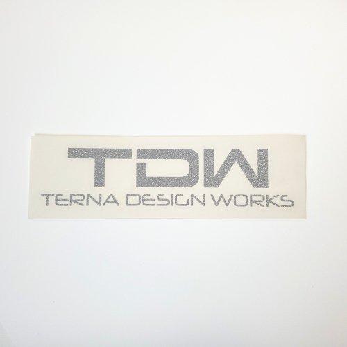 TDW ラメステッカー