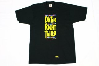 VINTAGE Do the right thing T-SHIRT  ( �ɥ��������饤�ȡ����� T�����)