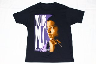 VINTAGE Young MC T-SHIRT  (��� MC T�����)