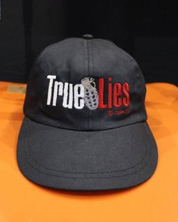 <img class='new_mark_img1' src='//img.shop-pro.jp/img/new/icons20.gif' style='border:none;display:inline;margin:0px;padding:0px;width:auto;' />90's movie true lies cap(トゥルー ライズ キャップ)
