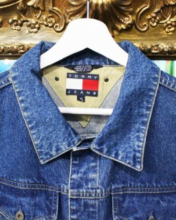 TOMMY HILFIGER DENIM JACKET(トミー ジャケット)