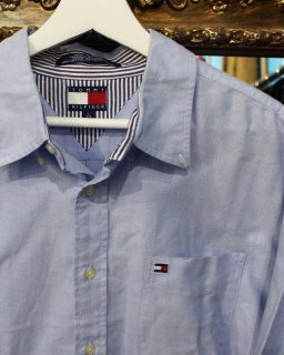 TOMMY HILFIGER COTTON SHIRTS(トミー シャツ)