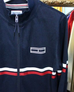 TOMMY HILFIGER DENIM TRACK JACKET