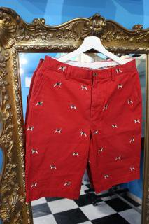 POLO RALPH LAUREN DOG COTTON SHORTS