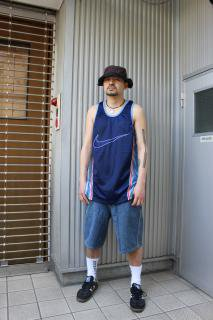 <img class='new_mark_img1' src='//img.shop-pro.jp/img/new/icons20.gif' style='border:none;display:inline;margin:0px;padding:0px;width:auto;' />NIKE BASKETBALL SHIRTS(ナイキ バスケ シャツ)
