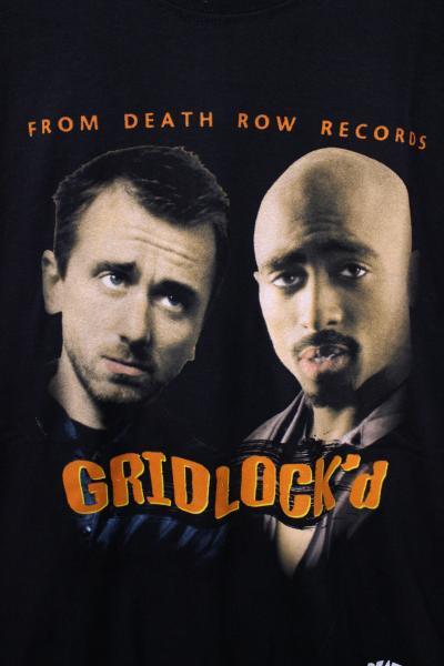 GRID LOCK'D T-SHIRT(グリッド ロック Tシャツ)