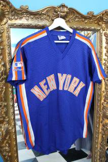 MLB NEW YORK METS BASEBALL SHIRT